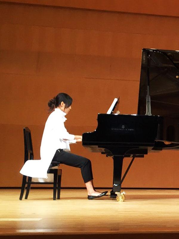 ひらおかまり 京都市西京区牛ケ瀬のピアノ教室