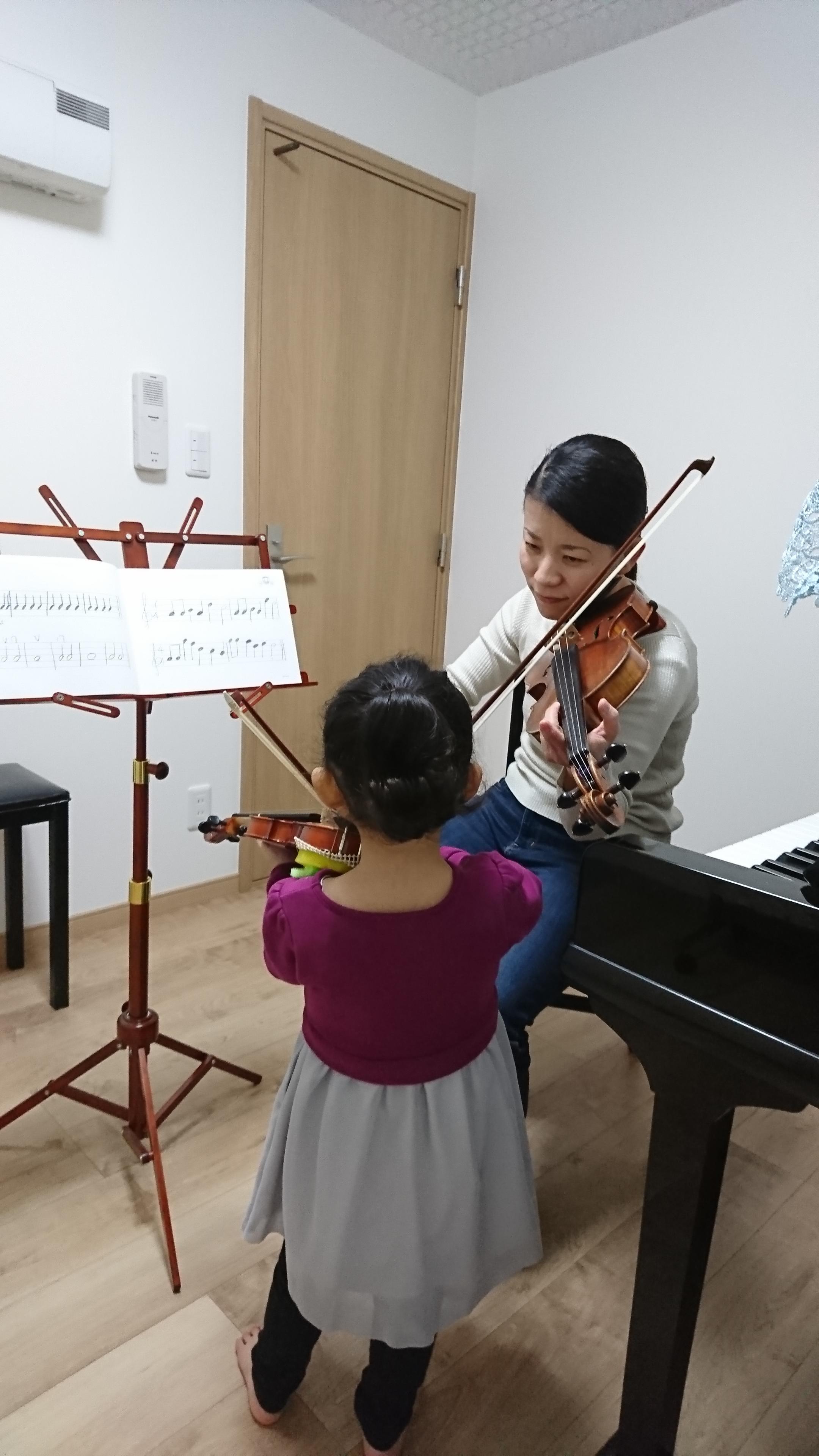 うえやまバイオリン教室 和歌山市内原、毛見、名草のバイオリン教室