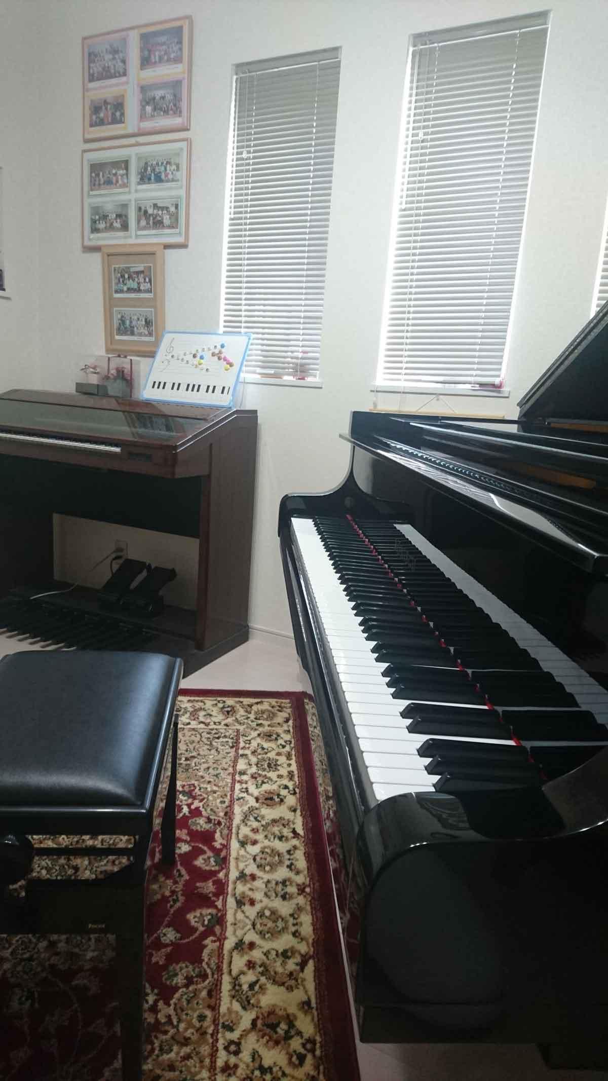秋田市のピアノ教室