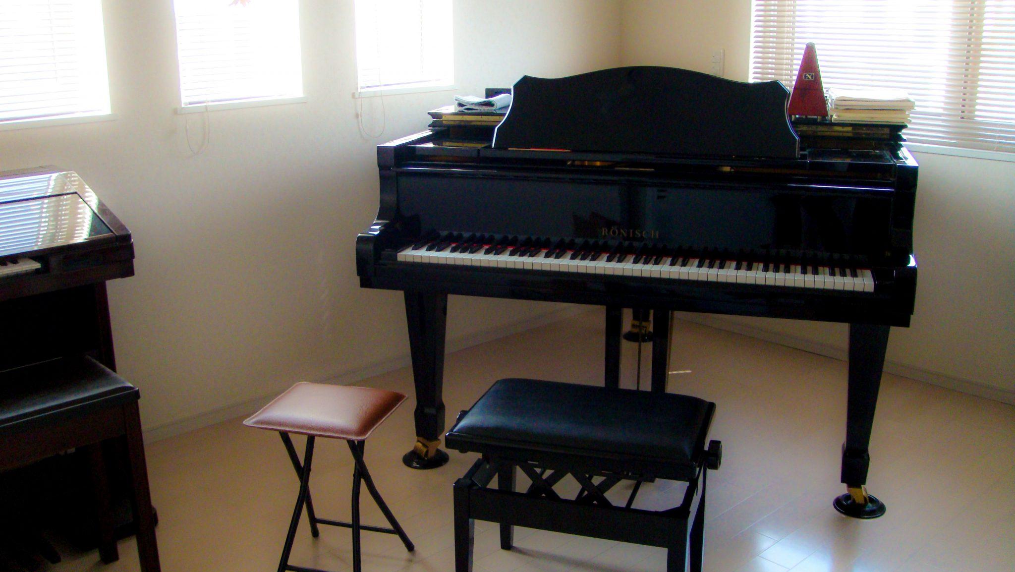 秋田市のピアノ教室 ヴィヴァーチェピアノ教室