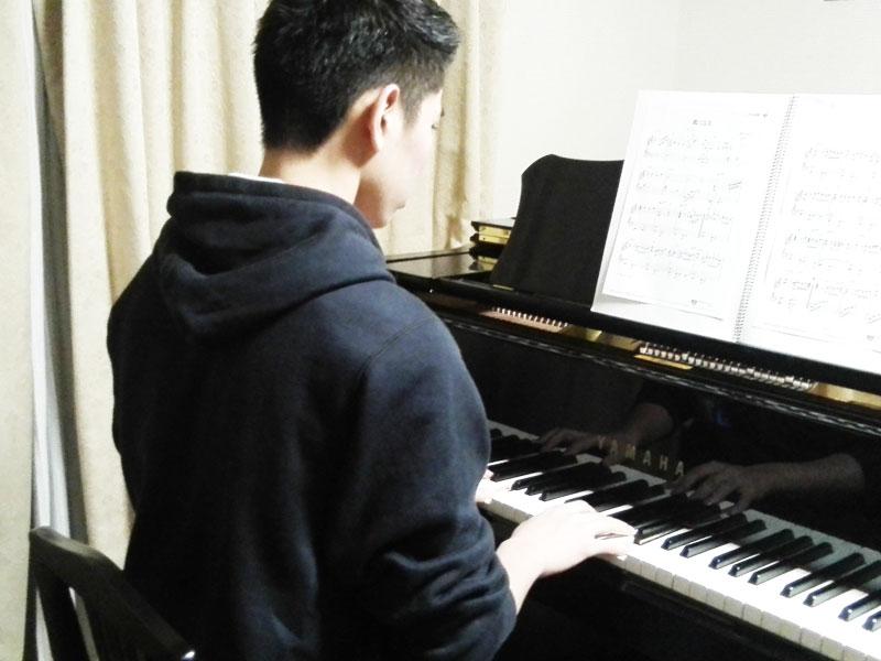 豊中市服部豊町のピアノ教室|生徒学生